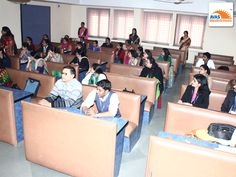 Batch of PRTs, attending symposium at IIT Delhi, by AVAS India