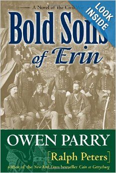 Owen Parry offers a series of six books with the main character being Major Abel Jones,an agent for Abraham Lincoln. Abel is straight laced but not puritanical, had a sense of humor, but never frivolous but dedicated as a detective to the point of being unstoppable.