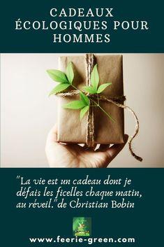 Hello ! les fêtes approchent .😍..Alors voici une sélection de cadeaux écologiques pour hommes pour vous aider à trouver le cadeau idéal ....😍😍 Green Life, Voici, Vie Simple, Permaculture, Blogging, France, Lifestyle, Homemade, Gifts