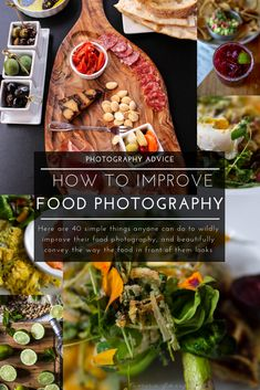 40 Simple Ways to Wildly Improve Your Food Photography. Advice, tips, examples, and ideas. Dslr Photography Tips, Photography Tips For Beginners, Food Photography, Learn Photography, Advertising Photography, Landscape Photography, Travel Articles, Travel Photos, Travel Advice