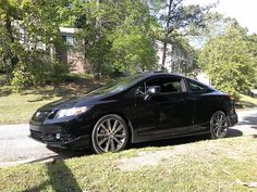 The site civic is the sport series. It has been neutered by Honda over the years. It is no longer naturally aspirated and the horsepower has now been stripped in favor or gas milage. Boring. …
