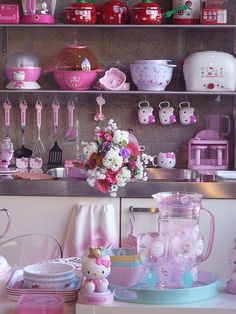 I think my husband is gonna leave me if I do a kitchen make- over like this. (I still love it though..)