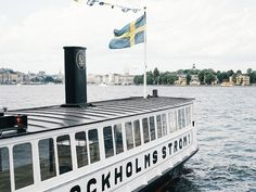 Jewelry designer and blogger Jess Hannah gives us a tour of Sweden's biggest city.