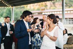 utah wedding bride and groom