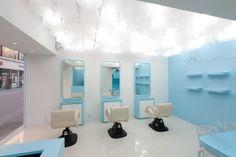 PERMY MI JANG WON, SOUTH KOREA hair salon