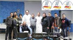 Culinary Team Palermo, dimostrazione tecniche di intaglio vegetale: chef D'Amato e Priolo | Eventi