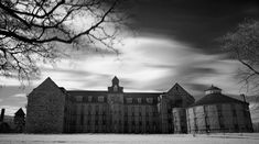 Worcester State Hospital, photos by Tom Kirsch / opacity.us