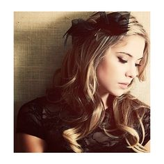 Hanna Marin. ✩ found on Polyvore featuring pretty little liars, ashley benson, people, pictures and celebs/models
