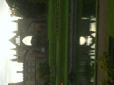 Newstead Abbey in Nottinghamshire.