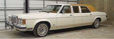 1977 Lincoln Versailles Conversion