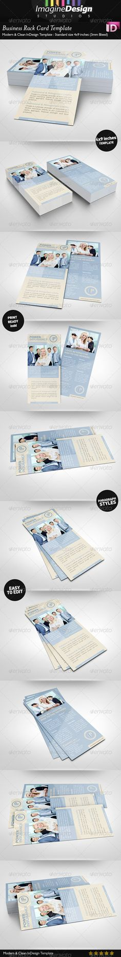 Rack Card Design  Insideout Solutions  Design  Rack Cards