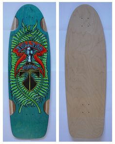 Fresh on the Bay today! Bulldog Skates BDS 2nd Gen Long Pig Skateboard Deck Wes Humpston Dogtown