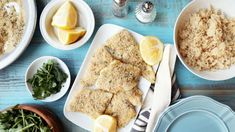 Get Baked Cod with Olives and Limes Recipe from Food Network Baked Cod Recipes, Lime Recipes, Seafood Recipes, Shellfish Recipes, Best Dinner Recipes, Great Recipes, Favorite Recipes, Fun Cooking, Cooking Recipes
