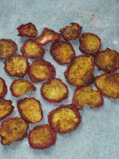 Ředkvičkové chipsy s kari kořením Muffin, Homemade, Breakfast, Ethnic Recipes, Food, Morning Coffee, Home Made, Essen, Muffins