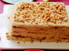 Orange refrigerator cake recipes