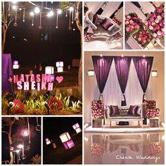 love the ideas!  Chenta Weddings: Photos