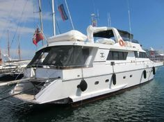 What say you?  Browse: 83-foot refitted Viudes 79, Palma de Mallorca, Spain. US $263,991.