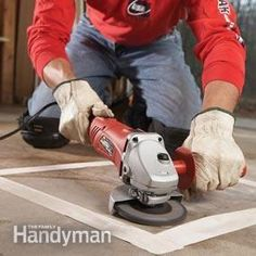 Epoxy Garage Flooring Tips | The Family Handyman