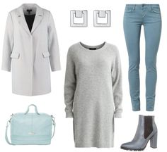 #Damenoutfits blue  #dresslove #outfitdestages #outfits #ootd