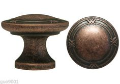 Antique-Copper-Kitchen-Cabinet-Drawer-Knobs-1-1-4-pull