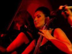 INFINITY Electric String Quartet - TOCCATA & FUGUE - BACH