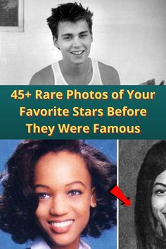 Famous people have some unique qualities that make them seem very different from us mere mortals. But a walk down memory lane uncovers some incredible photos that prove that once upon a time, even the hottest celebrities looked just like regular humans, with bad hair, braces and all. Check out these pictures of your favorite celebs before they were famous, and see how many of them you can actually recognize. Cute Baby Cats, Cute Baby Animals, Cute Babies, Wild Animals Pictures, Cute Animal Pictures, Wood Entertainment Center, Summer Family Photos, Outdoor Family Photography, Funny Pigs