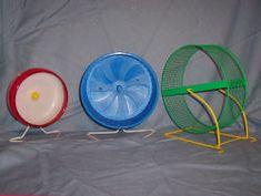 wheel comparison for gerbils