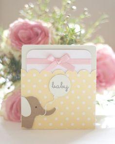 7 convite cha de bebe