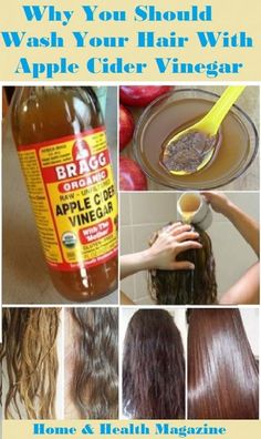 Apple Cider Vinegar is one of the most versatile ingredients. It is one of the most effective ingredients for hair treatment. #SkinCareRemediesBeautySecrets