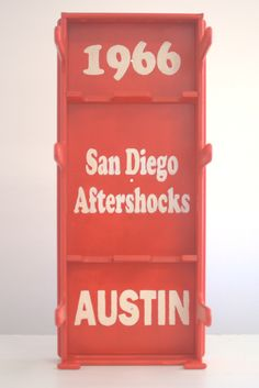 #Roller #Derby Gear Rack - Obrary personalized the skater's name, number and team.  Finish is painted.