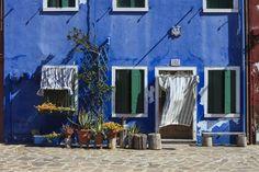 Blue House | Burano