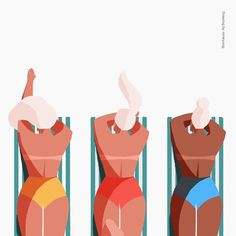 illustration by minkyung Illustration Arte, Character Illustration, Jolie Photo, Clipart, Illustrations Posters, Vector Art, Graphic Art, Pop Art, Art Drawings