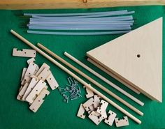 A DIY Marble Run Kit for Inventors ages 10 and older.