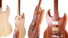 Saga Silgo Guitar by Criman Saga, Guitars, Music Instruments, Musical Instruments, Guitar