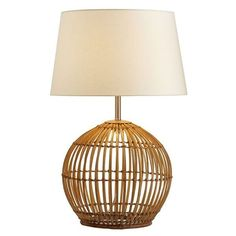 Pottery Barn Wyatt Table Lamp ($107) ❤ liked on Polyvore featuring home, lighting, table lamps, decor, pottery barn lamps, pottery barn, pottery barn finials, pottery barn table lamps and pottery barn lighting