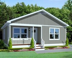 Small Modular Cottages | Excel Homes, which has built 28,000 modular homes since its founding ...