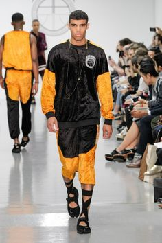 Astrid Andersen SpringSummer 2015 Collection - London Collections Men