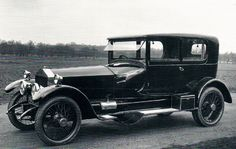 (1915) re-bodied Two-door Saloon