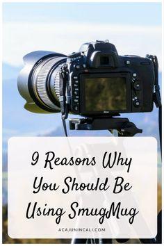 Reasons to Use SmugMug | SmugMug Review | SmugMug Cloud Service | How to Store Images | Photo Storage | Photography Management Service