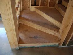How to Build Winder Stairs nwith Board
