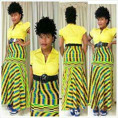 Ankara ~Latest African Fashion, African Prints, African fashion styles, African clothing, Nigerian style, Ghanaian fashion, African women dresses, African Bags, African shoes, Nigerian fashion, Ankara, Kitenge, Aso okè, Kenté, brocade. ~DK