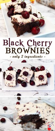 Nothing could be easier than our black cherry brow…