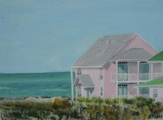 Google Image Result for http://images.fineartamerica.com/images-medium/pink-beach-house-john-terry.jpg