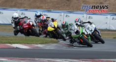 Sam Clarke's flawless performance saw him take the Supersport honours at Wakefield Park, followed by Mitchell in second, and Guenther in third, completing the round two podium.