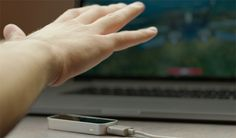 The Leap Motion Controller tracks both hands and all 10 fingers with pinpoint precision and incredible speed.
