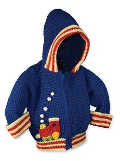 Hoodie Jacket  Crochet Pattern by pattydavisdesigns on Etsy, $8.00