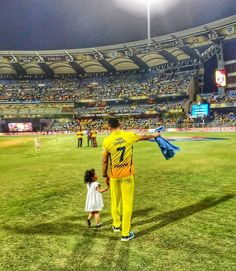 Image may contain: one or more people, stadium and outdoor Ziva Dhoni, Pawan Kalyan Wallpapers, Dhoni Quotes, Ms Dhoni Wallpapers, Ms Dhoni Photos, India Cricket Team, Chennai Super Kings, Best Background Images, Live Cricket