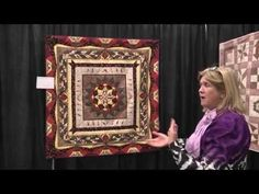 From the Land of Enchantment: 30 Years of Quilts by Gail Garber - YouTube