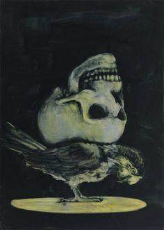"""Saatchi Art Artist Joncquil De  Vries; Painting, """"'La Moule de la Pyramide'"""" #art"""