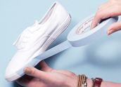 DIY Glitter Sneakers | TeenVogue.com